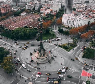 Avrupa'da Gezilecek Yerler 1 – Barselona