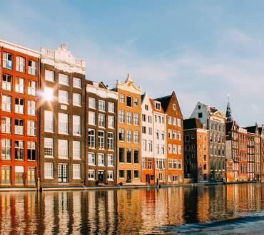 Avrupa'da Gezilecek Yerler 3 – Amsterdam