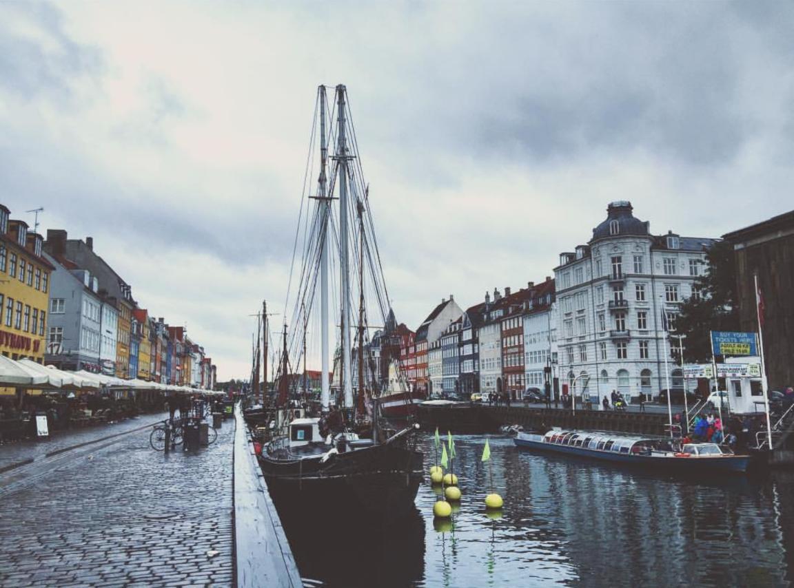 Avrupa'da Gezilecek Yerler 2 – Kopenhag
