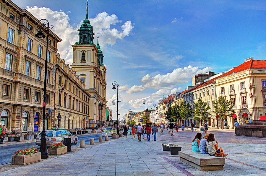 Avrupa'da Gezilecek Yerler 4 – Varşova