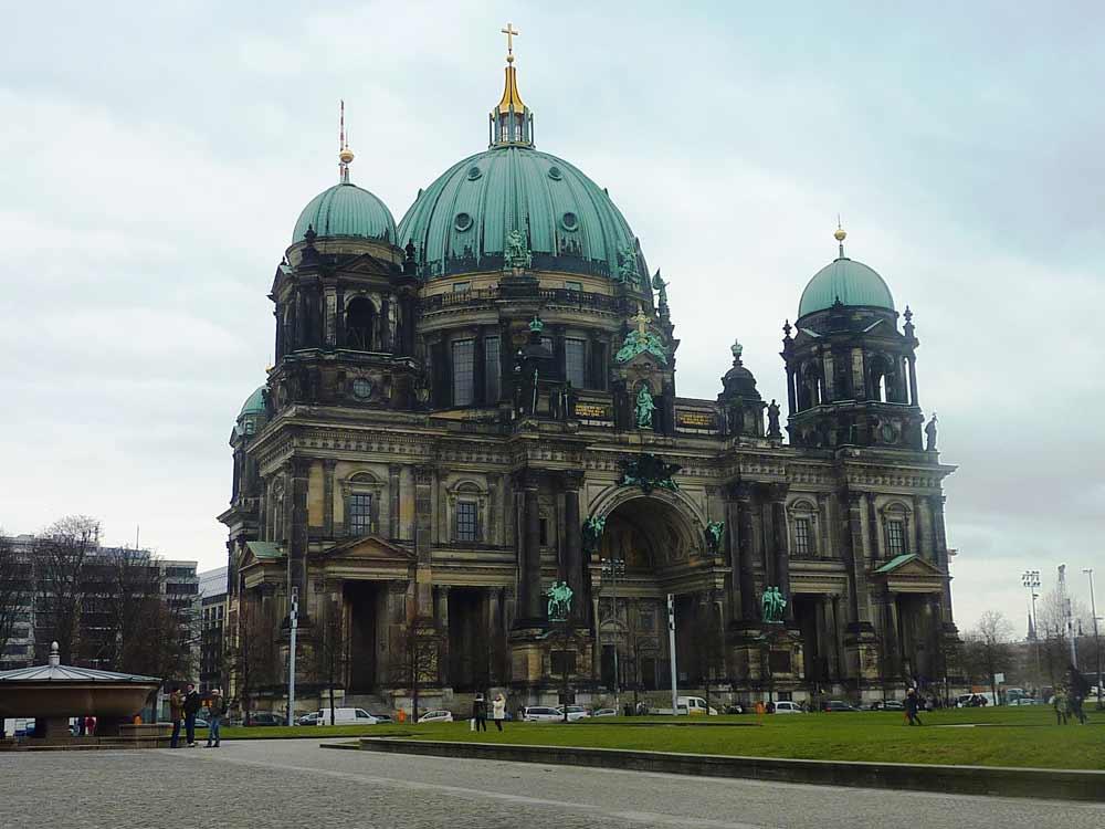 berlin katedrali - berliner dom