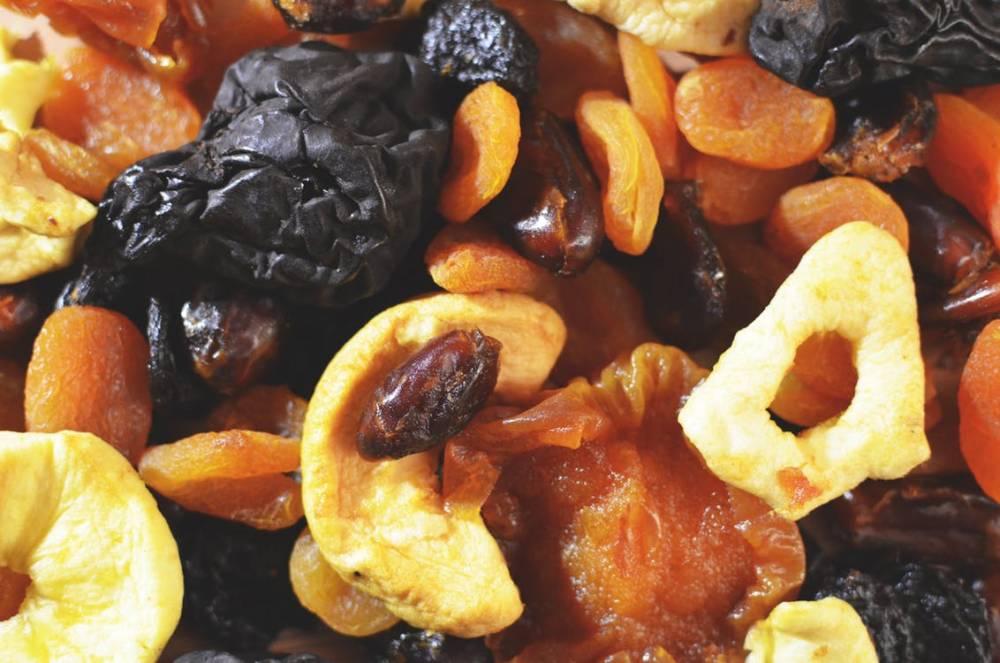 Yapması Yazdan, Yemesi Kıştan: Kuru Meyvelerin Faydaları