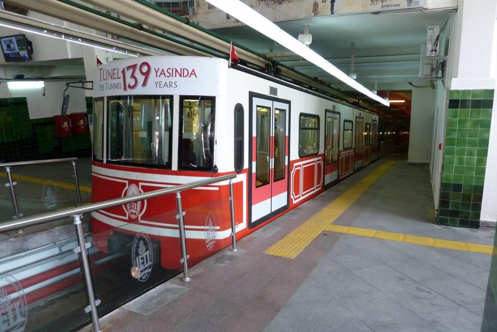 istanbul-tünel-füniküler