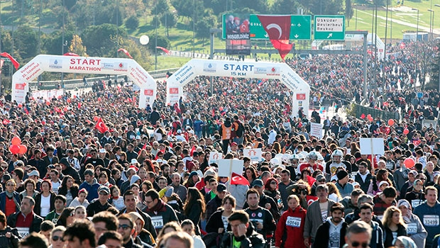 Bir Klasik: İstanbul Maratonu