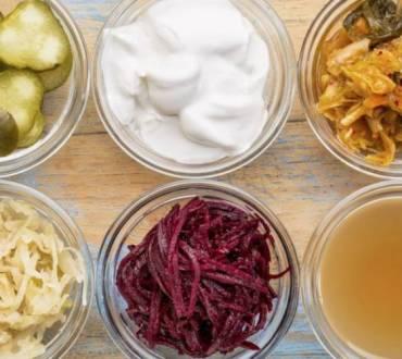 Doğal Probiyotik Besinler