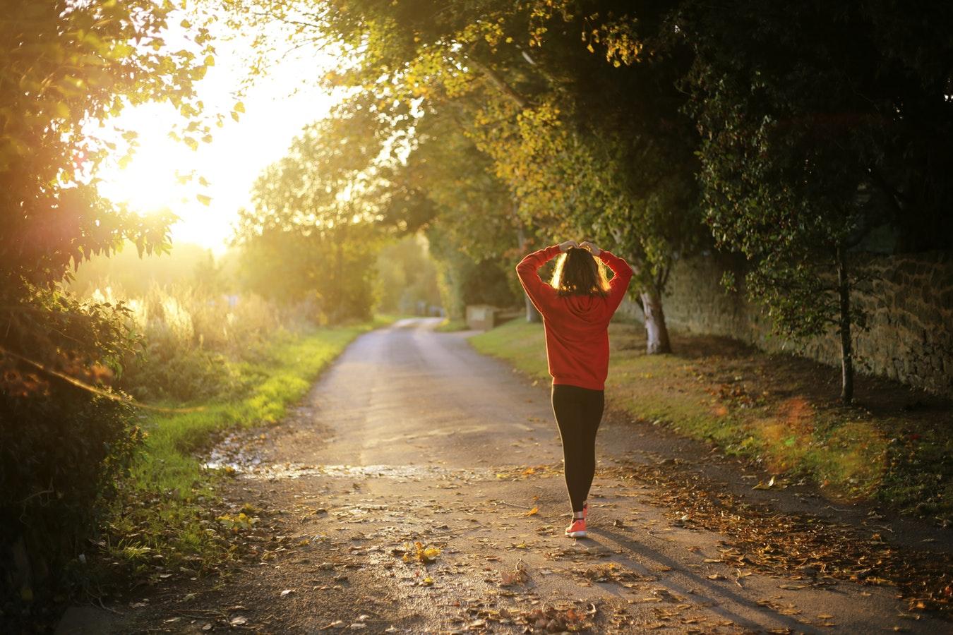 koşuya başlamak için neden